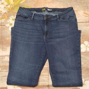 ➕ Lee straight leg jeans